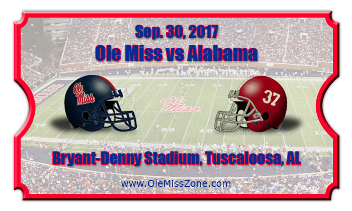 Alabama vs Ole Miss 2017 Highlights - YouTube